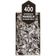 Getrüffelte Mandeln in Kakaohülle ca. 400 Stück
