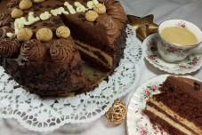 Kaffee und Kuchen - Miomida Kaffee-Tiramisu Torte