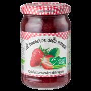 Erdbeer Konfitüre Extra le Conserve della Nonna 330 G