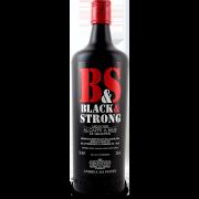 Kaffeelikör Black & Strong Caffè - Andrea da Ponte 1 Liter Flasche
