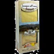 Lasagne all'uovo Pasta Montegrappa