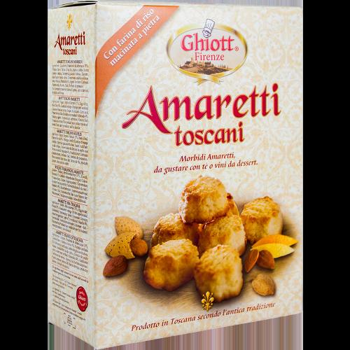 Ghiott Amaretti Toscani Morbidi