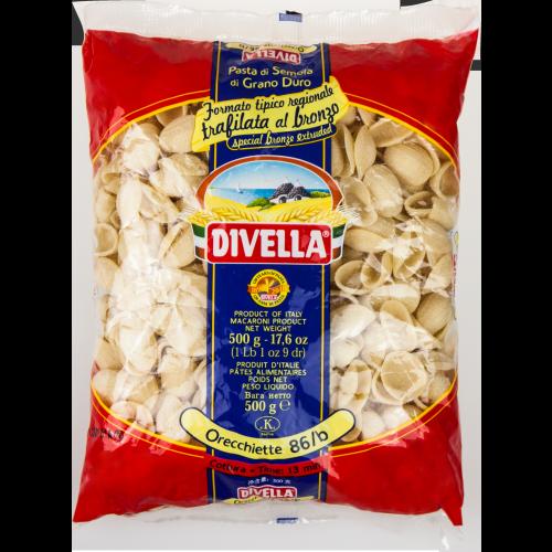 Pasta Divella Orecchiette 500g