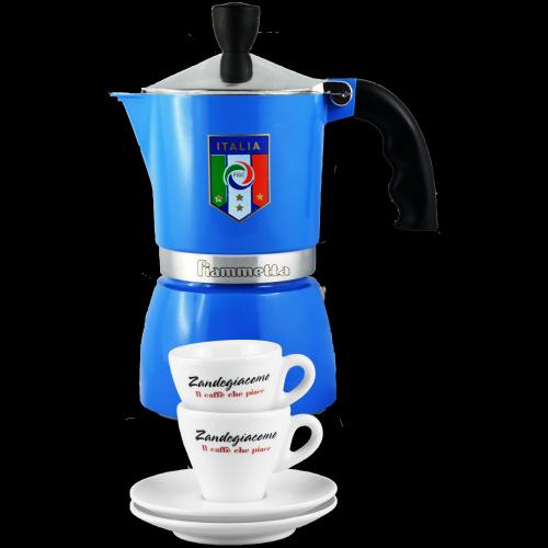 Bialetti Fiammetta Italia Espressokocher