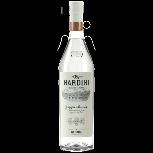 Grappa Nardini Bianca 1,00 Liter, 50%Vol.