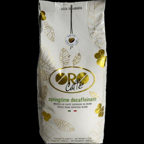 Oro Caffe Springtime Entkoffeiniert 1000 G