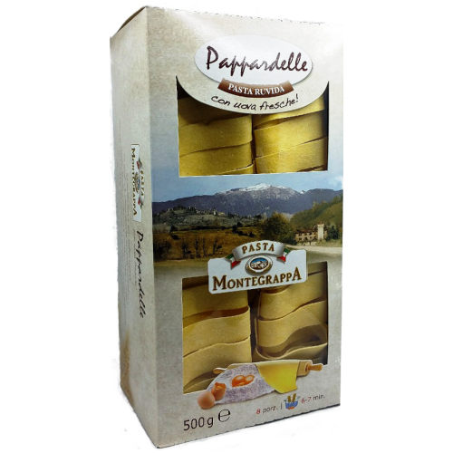 Pappardelle all'uovo Pasta Montegrappa