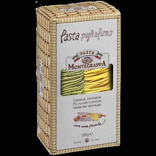 Tagliatelle Paglia & Fieno Pasta Montegrappa