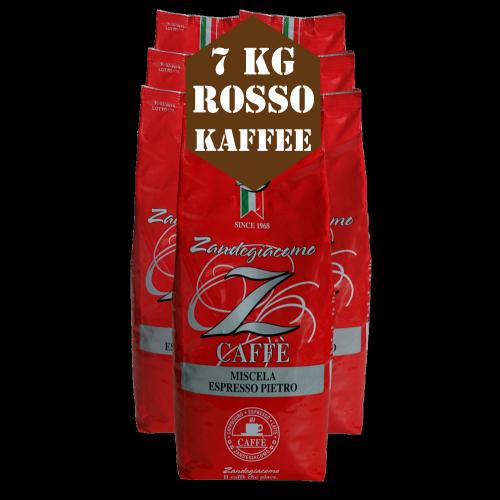 Vorteilspaket 7x Rosso 1000 G