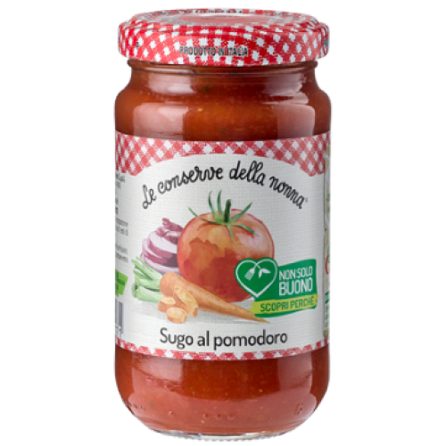 Tomatensoße mit Gemüse le Conserve della Nonna 190 G