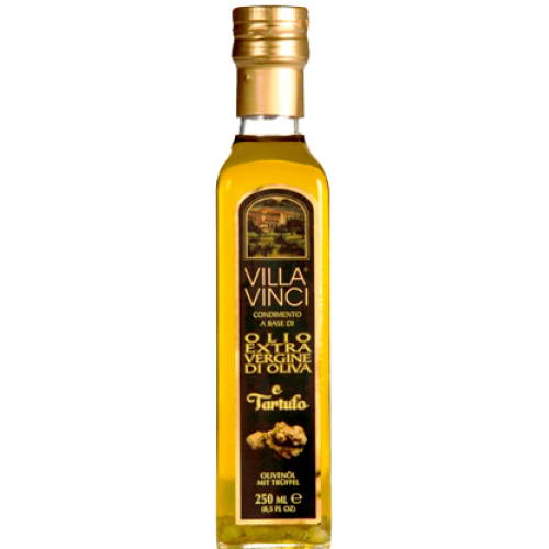 Olivenöl Extra Vergine mit Trüffel - Villa Vinci