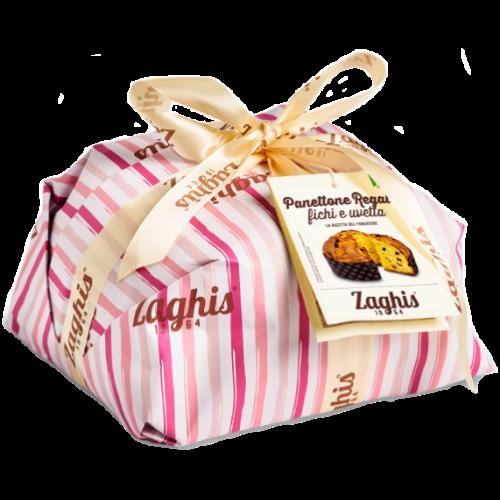 Panettone regalo mit Feigen Zaghis