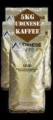 Vorteilspaket 5x Udinese Caffe Lusso 1000 G